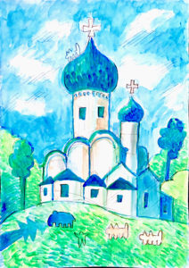 1098 Churches of the Pskov School of Architecture Russian Federation