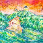 1106 Le Colline del Prosecco di Conegliano e Valdobbiadene Italy