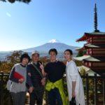 家族旅行、イベント