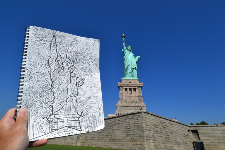Statue of Liberty_United States of America
