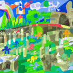 0084 Villa Adriana (Tivoli)_ Italy_